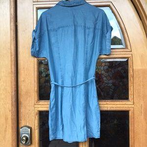 Guess Dresses - Guess Denim dress New Never worn.